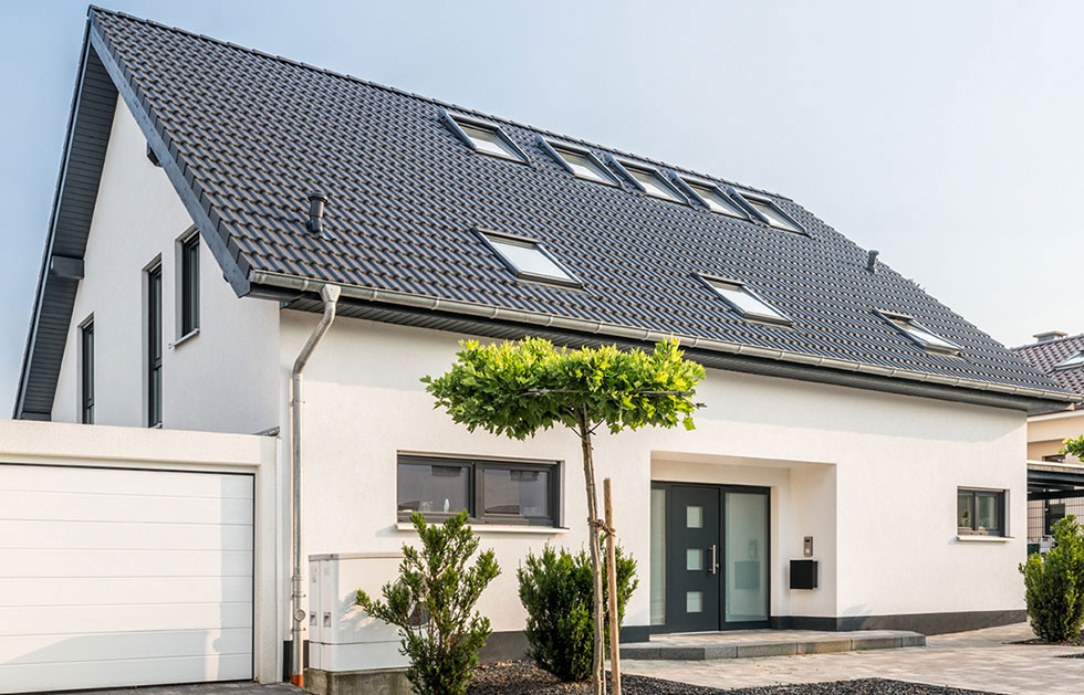 Ausgezeichnetes Plusenergiehaus
