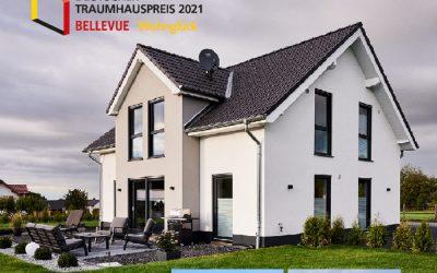 Drei mal Silber – Deutscher Traumhauspreis 2021!